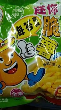 迷你脆薯-海苔風味