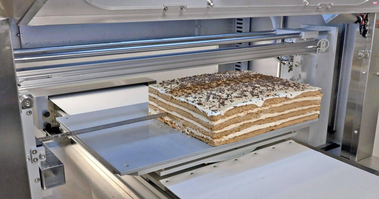 Cake Cutting Machine / JM-C700