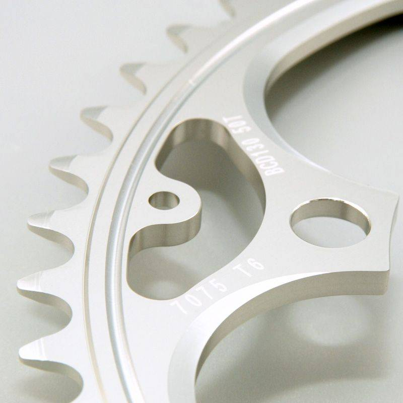 50T Replacement Chainring - Silver