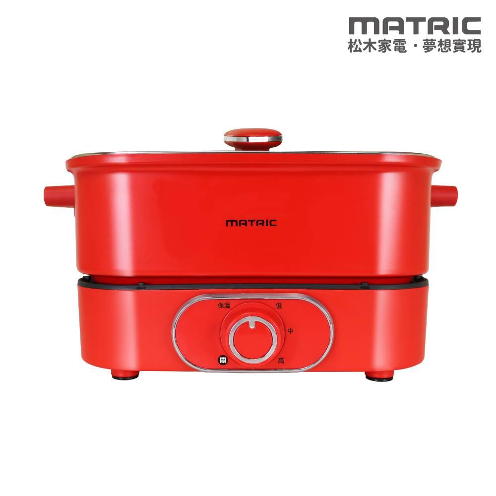 3.8L紅宴電火鍋 MG-EH3003(深鍋大容量)