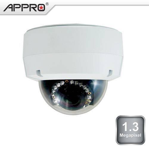 LC-7421D,   WDR Megapixel IP Indoor Dome Camera