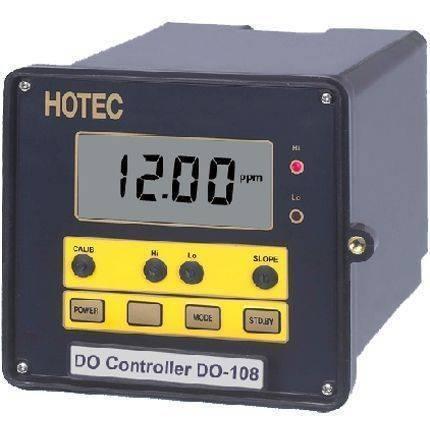 溶氧計盤面式DO108