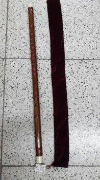 崑笛  雙頭     G     D  調   高級竹