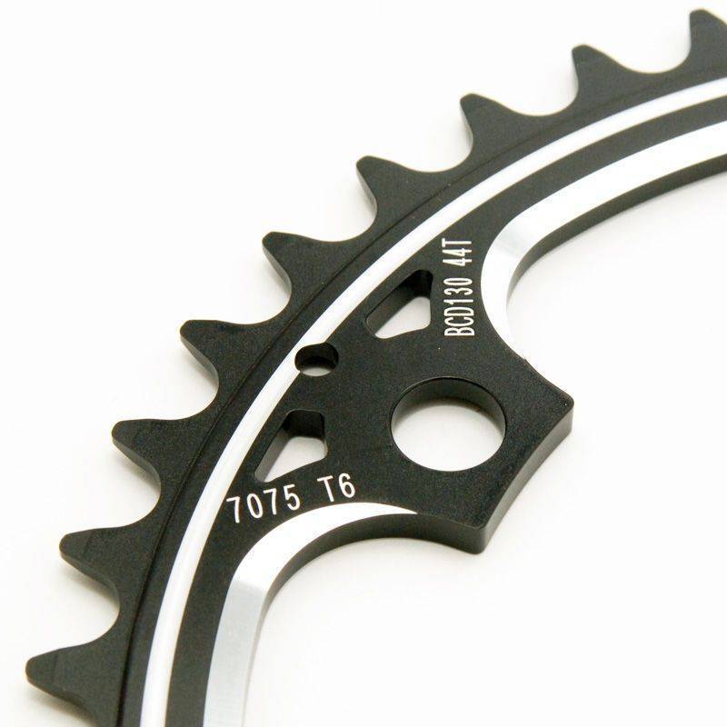 44T Replacement Chainring - Black