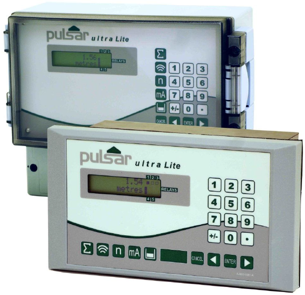 超音波流量傳訊器 Ultra Lite