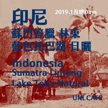 印尼 蘇門達臘 林東 藍色托巴湖 日曬