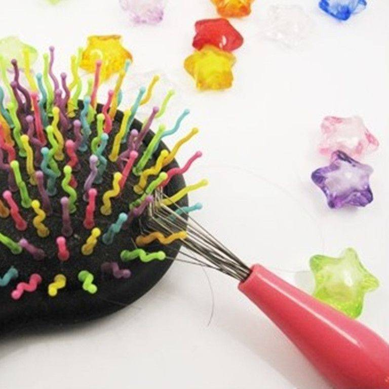 小物宅配-梳子清理器/清理梳子 梳子清理乾淨頭皮更健康 Lohogo樂活趣