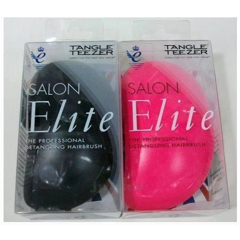 英國TANGLE TEEZER 英國科技美髮梳 粉紅