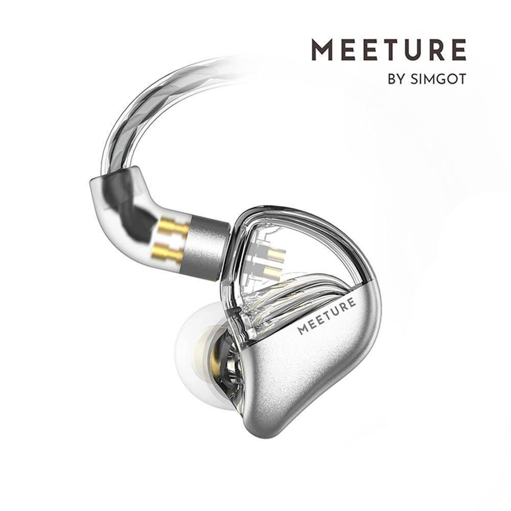 MEETURE MT3 入耳式動圈耳機-透明色