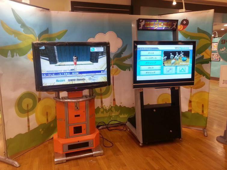 Wii互動體感機