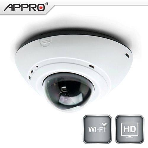LC-6740B,   HD / H.264 / 迷你半球型網路攝影機
