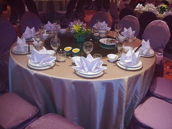 桌巾檯布-夢幻紫色組合
