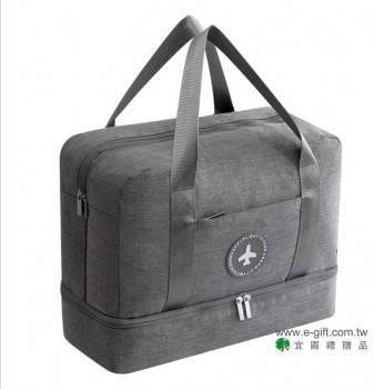 【E-gift】輕便雙開式提袋(5色)
