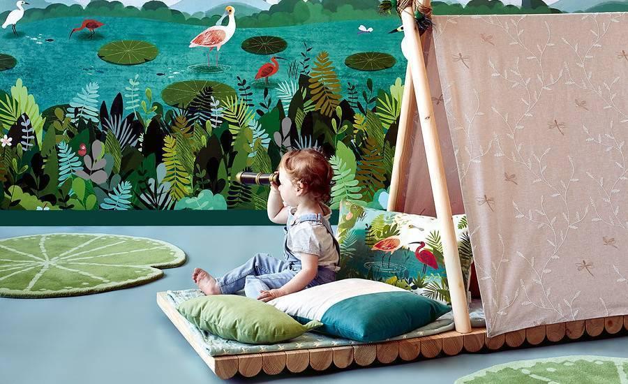 PICTUREBOOK窗簾.窗紗.壁紙...