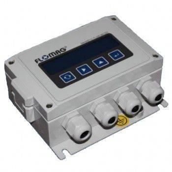 電磁流量傳訊器Flomag3000