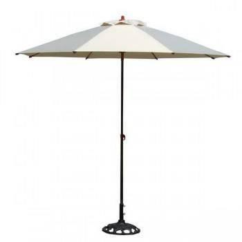手開式9尺簡易玻纖傘