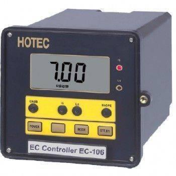 導電度計盤面式EC-106