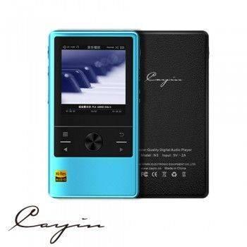 Cayin N3隨身無損音質播放器-松石藍