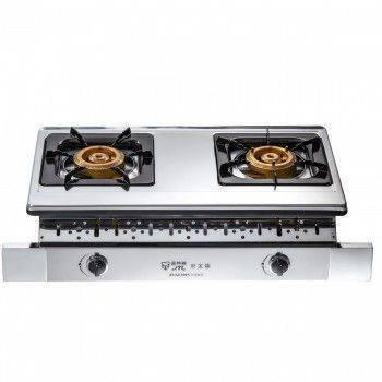 喜特麗 JT-GU201 雙環銅爐頭崁入爐