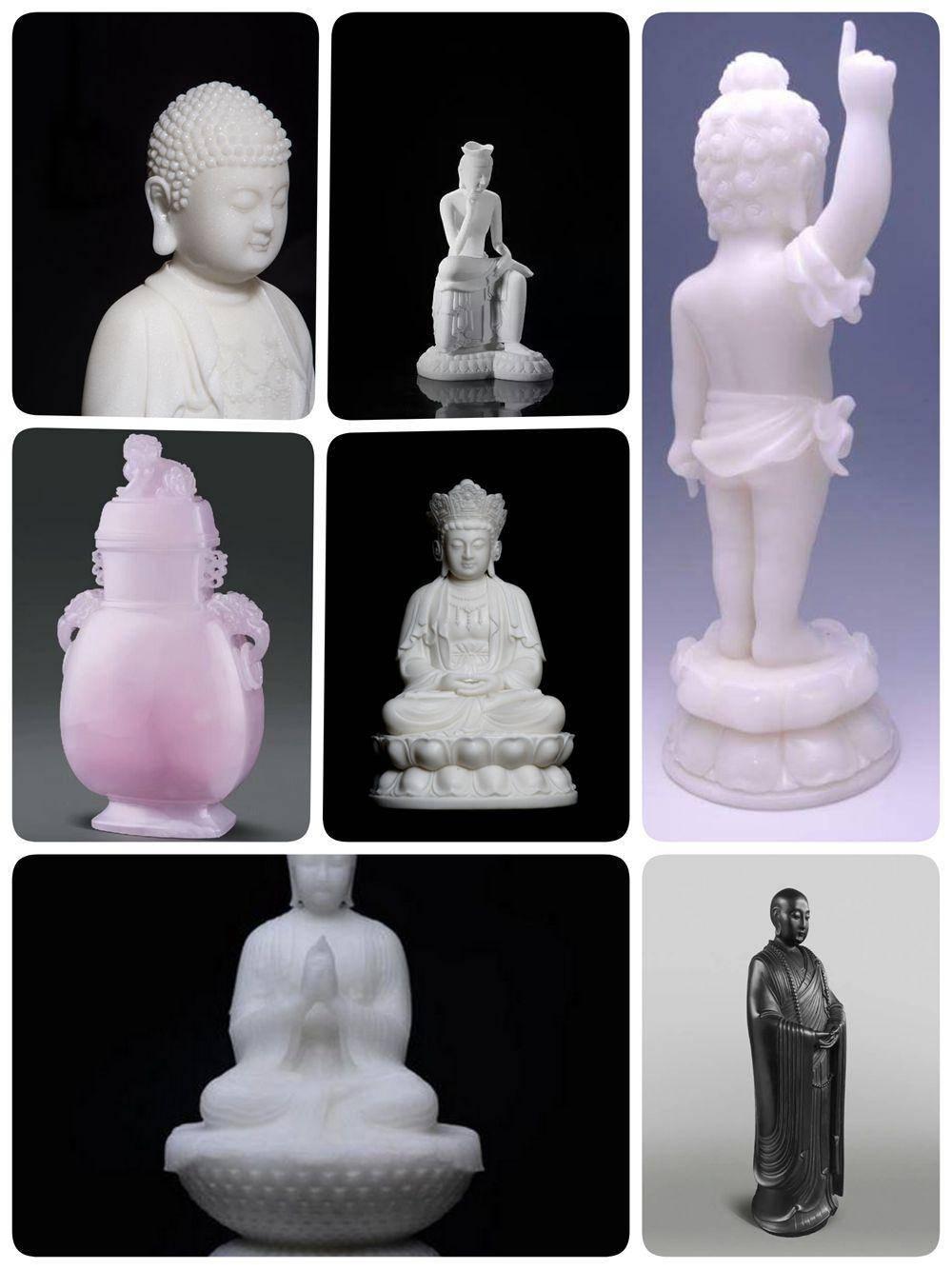 漢白玉地藏王菩薩