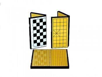 二合一磁性攜帶旅行棋組合