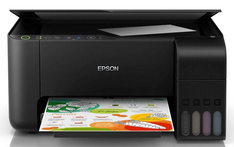 EPSON L3150集墨棉壽命已盡
