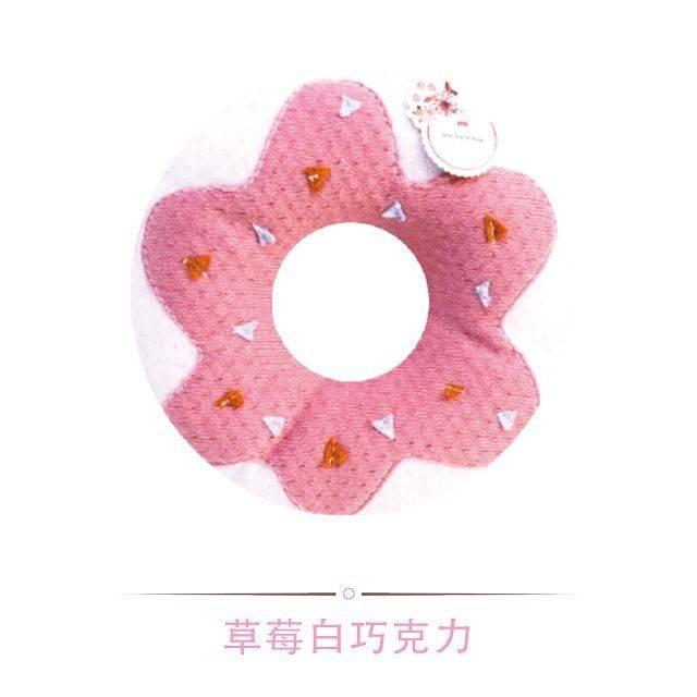 潔牙香芬發聲玩具 (草莓白巧克力)