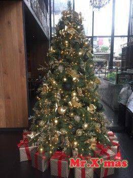 黑金色系聖誕樹