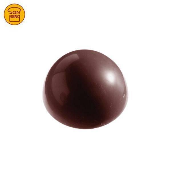 【三能】巧克力模(半圓球)