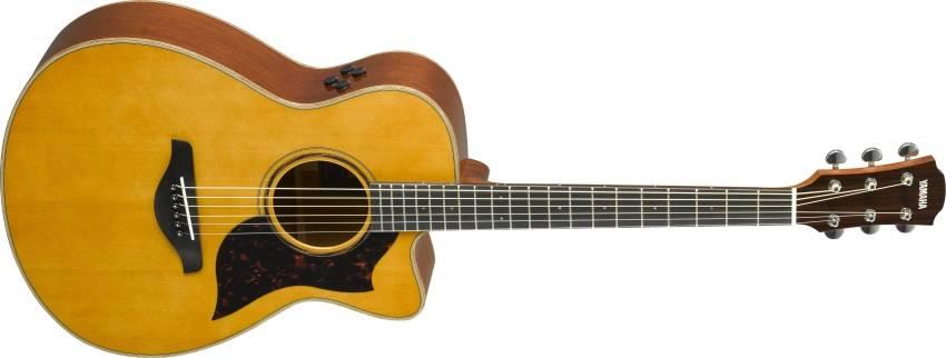 YAMAHA AC3M A.R.E 全單板電木吉他 原木色款