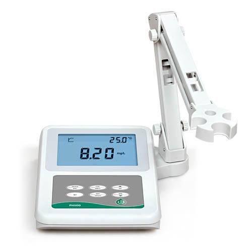 桌上型PH計PH500