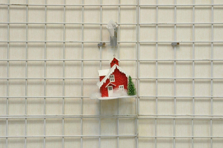 雪花聖誕小屋