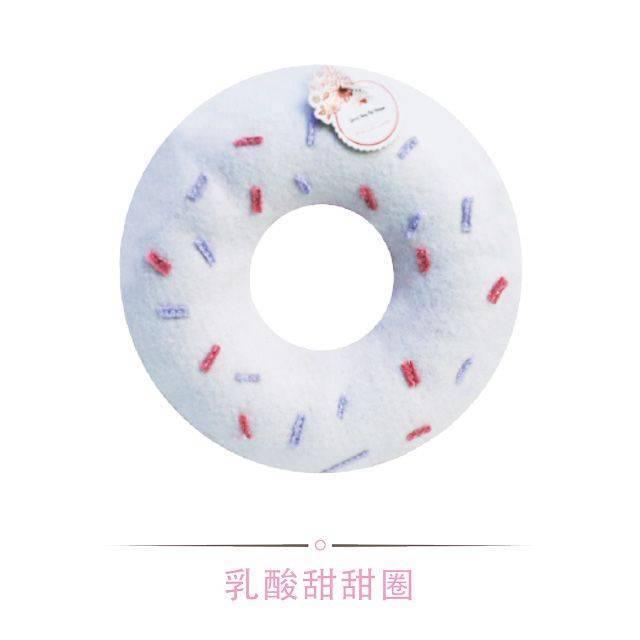 潔牙香芬發聲玩具 (乳酸甜甜圈)