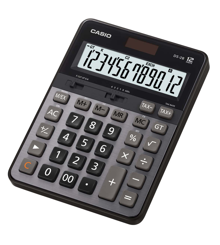 CASIO DS-2B會計專用大型計算機(12位數)