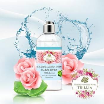 Trillia ANN-B 大馬士革奧圖玫瑰保濕精華調理化妝水