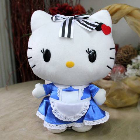 12吋可愛kitty一只(限量)