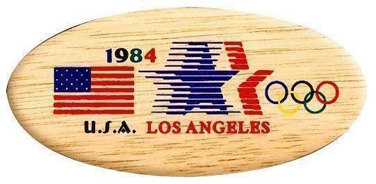A31041  1984洛杉磯