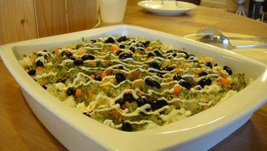 黑豆蝦卵醋飯