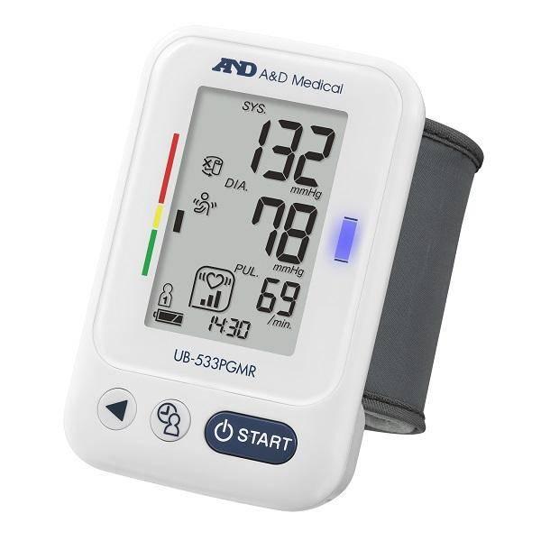 愛安德電子血壓計UB-533PGMR