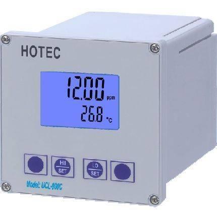 餘氯計盤面式機種UCL-900C