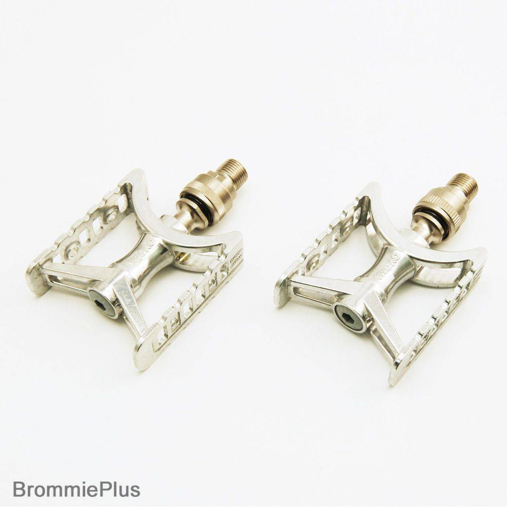 MKS Cygma Ezy Removable Pedals