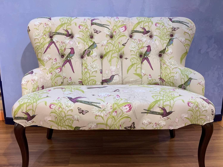 魔法森林情人椅