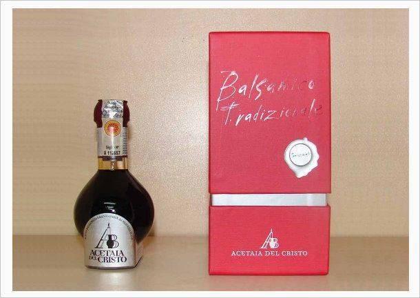 傳統12年陳年巴沙米克醋