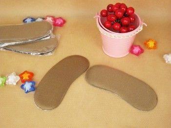 easy 彈性加厚海綿後跟貼/謢腳貼/保護腳跟貼-2入