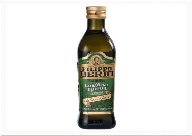 百益特級原味橄欖油 1/2L
