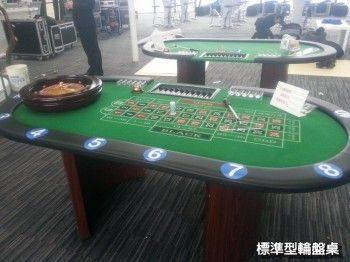 標準型輪盤桌