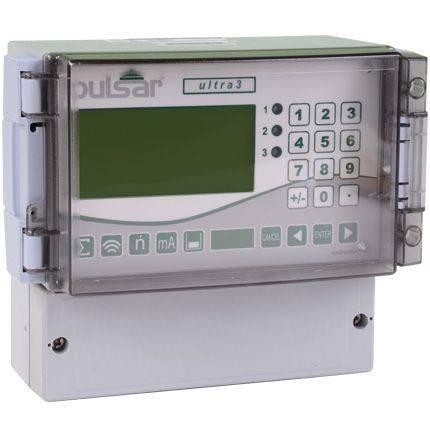 超音波流量傳訊器 Ultra3