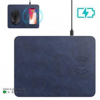 【E-gift】無線充電器滑鼠墊(訂製)