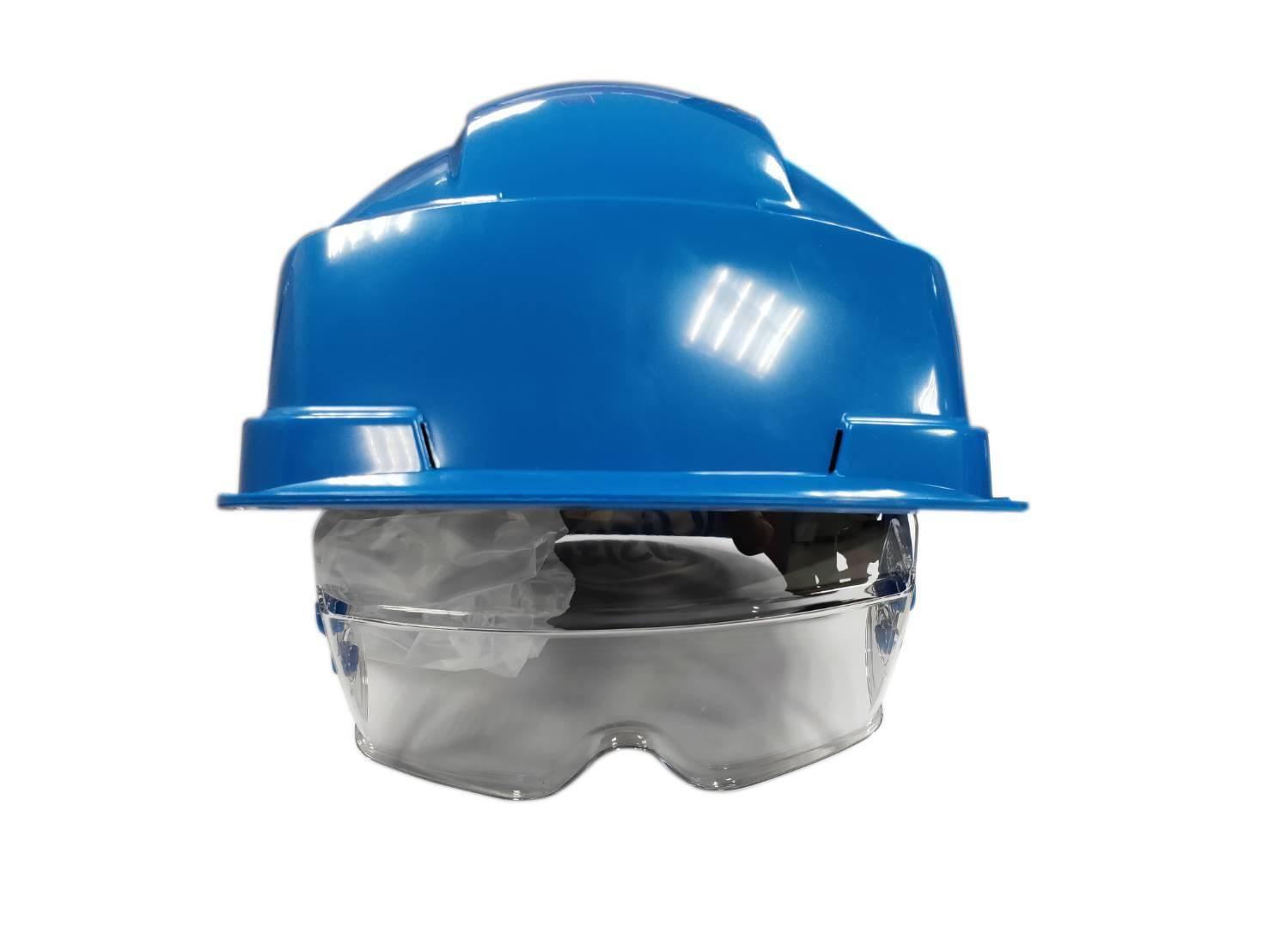 護目鏡安全帽