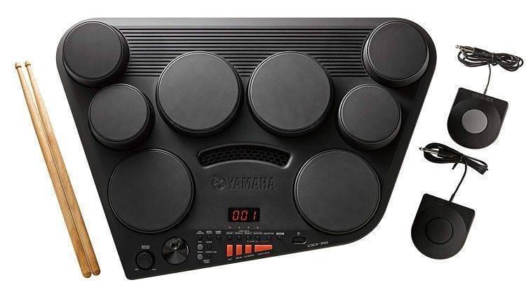Yamaha DD75桌上型電子鼓